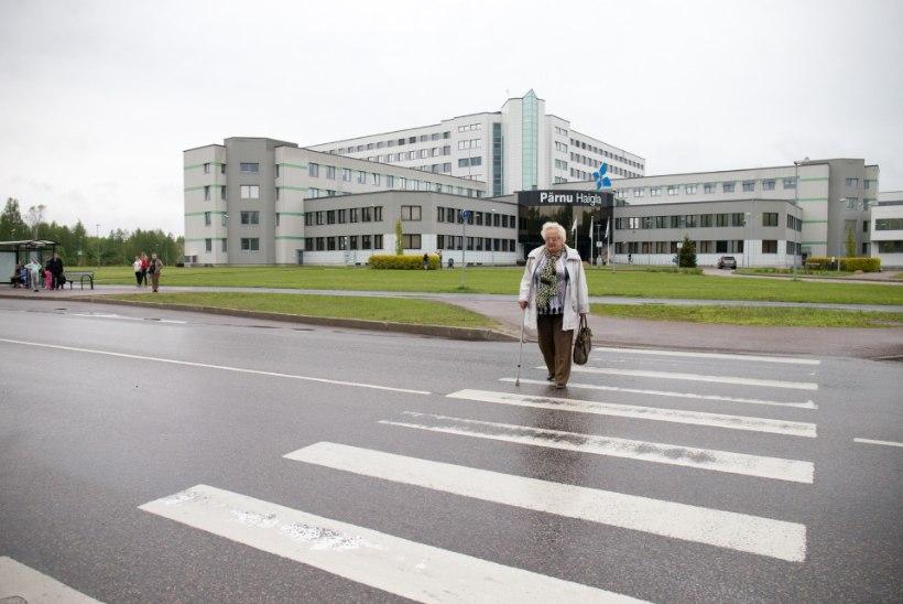 Pärnu haiglas alustab õpinguid 30 tulevast meditsiiniõde