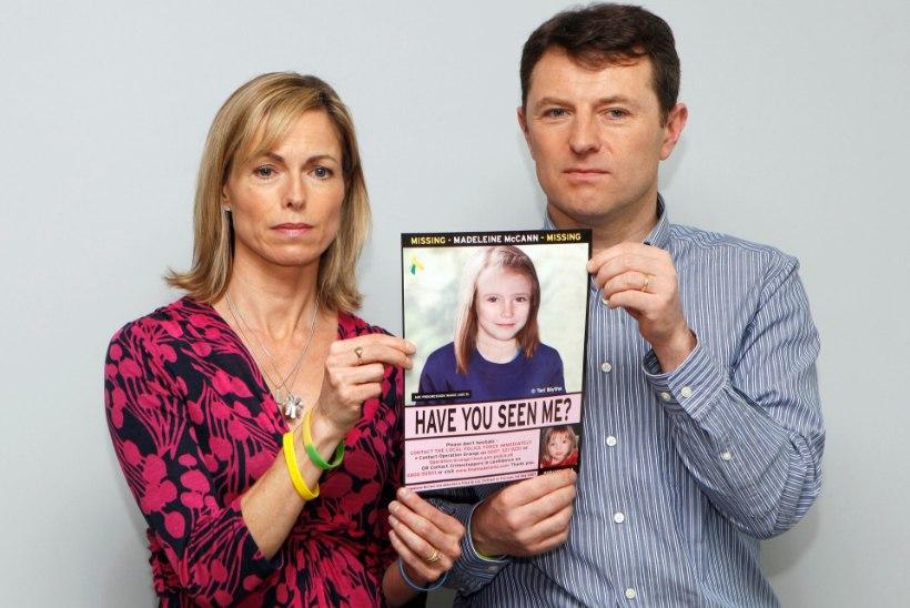 Madeleine McCanni vanematel ei õnnestunud neid laimanud uurijat kohtusse kaevata