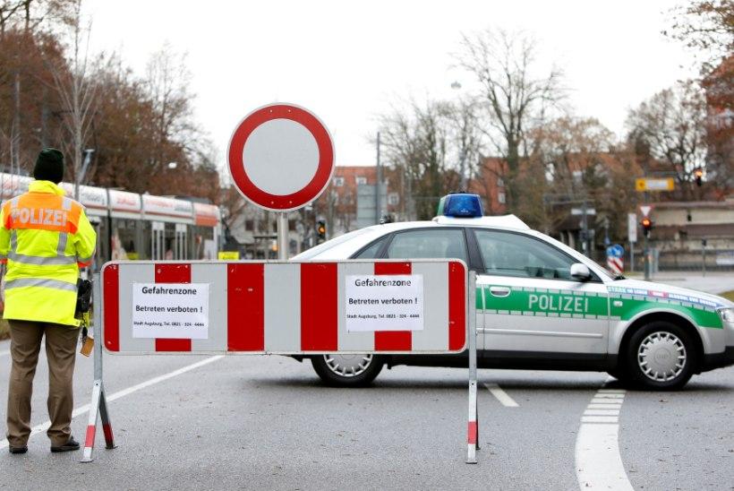 Saksa politsei  jahib Hesseni liidumaal terroriste