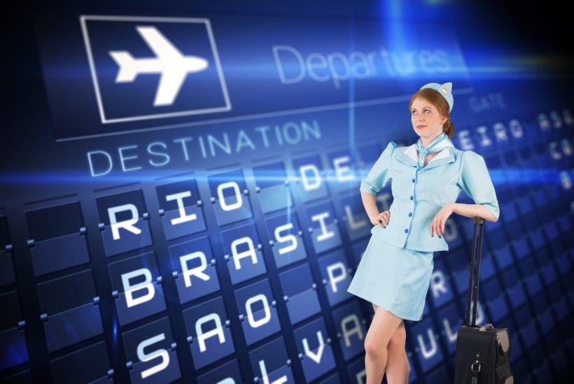 Millisel lennufirmal on kõige kuumemad stjuardessid?
