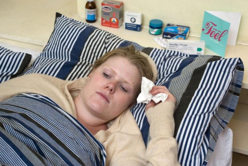 Gripp on tänavu elu viinud juba 23 inimeselt