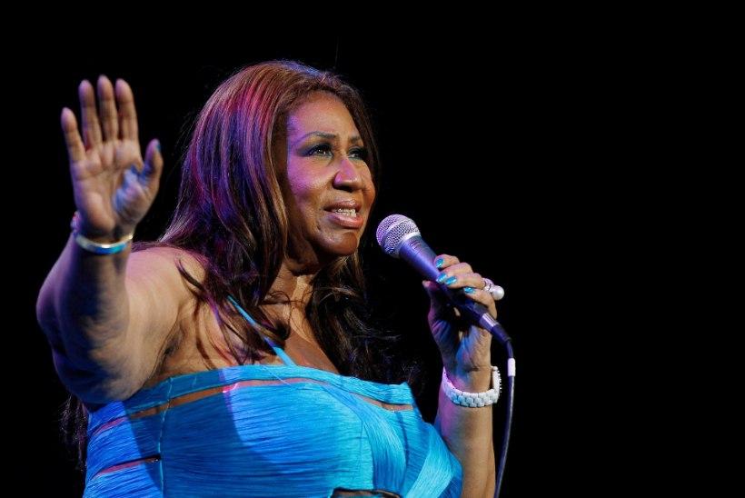 Soulikuninganna Aretha Franklin läheb pensionile