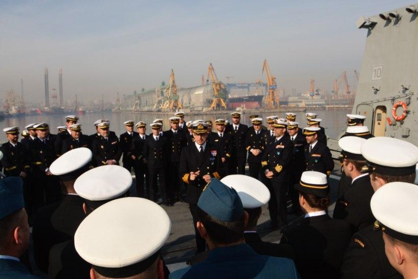 Kes saab Musta mere peremeheks: Venemaa või USA?