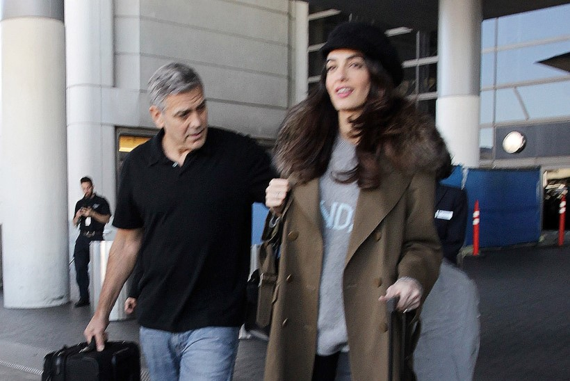 Clooney naise rasedus tõi Matt Damonile pisarad silma