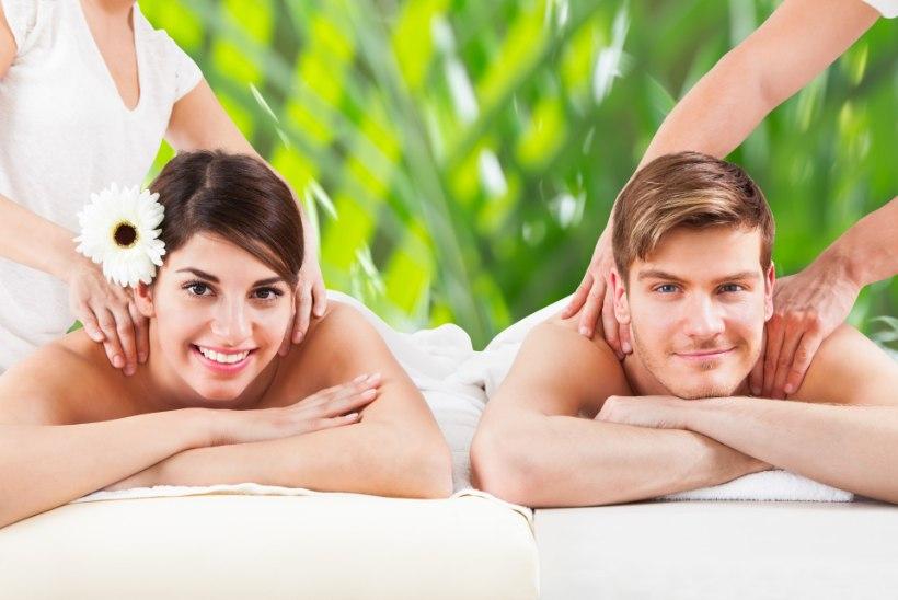 SÕBRAGA SPAASSE: Duaalhooldused pakuvad kvaliteetaega lähedasega