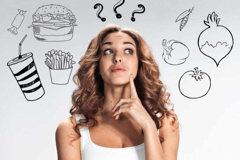 ALUSELINE toitumine on soolapuhumine?
