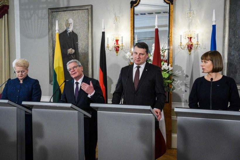Saksamaa uus president on Frank-Walter Steinmeier