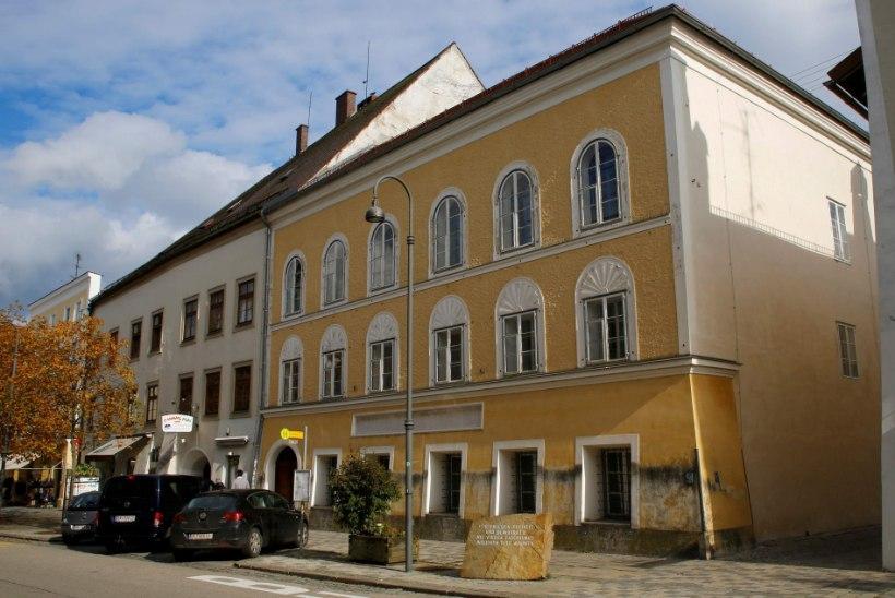 Austria politsei jahib linnas kondavat Adolf Hitleri teisikut