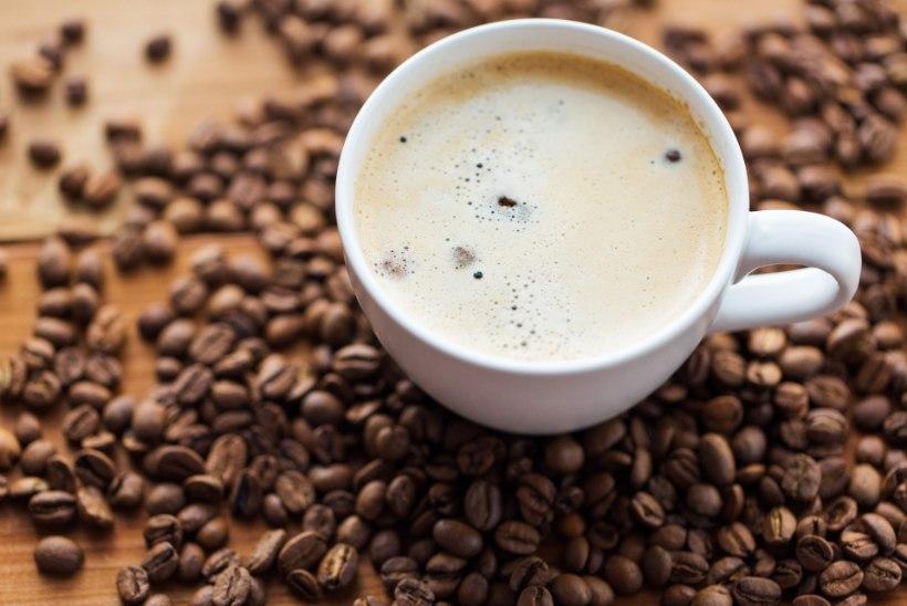 Milline märk viitab sellele, et oled kohvijoomisega liiale läinud?