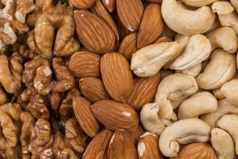 Kümme toitu, mis lisavad su seksuaalelule vunki