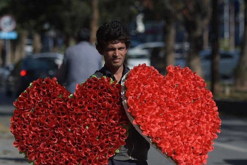 Islamabadis keelati valentinipäeva tähistamine