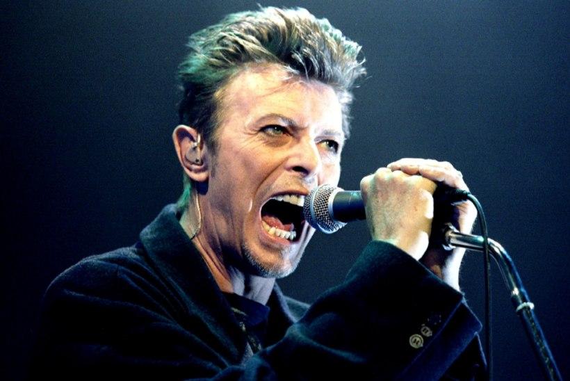 Seni vaid ühe Grammy võitnud Bowie kullati postuumselt auhindadega üle