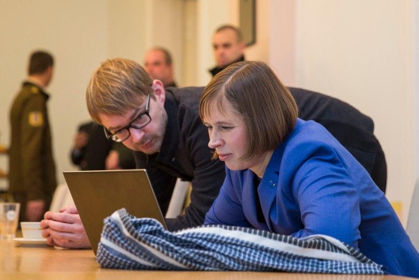Riigi krediitkaarte enam agaralt ei kasutata: Kersti Kaljulaidi ajastul on kulud napid