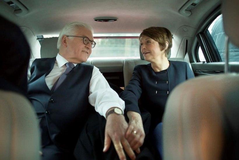 Saksamaa uus president päästis neeru annetamisega abikaasa elu