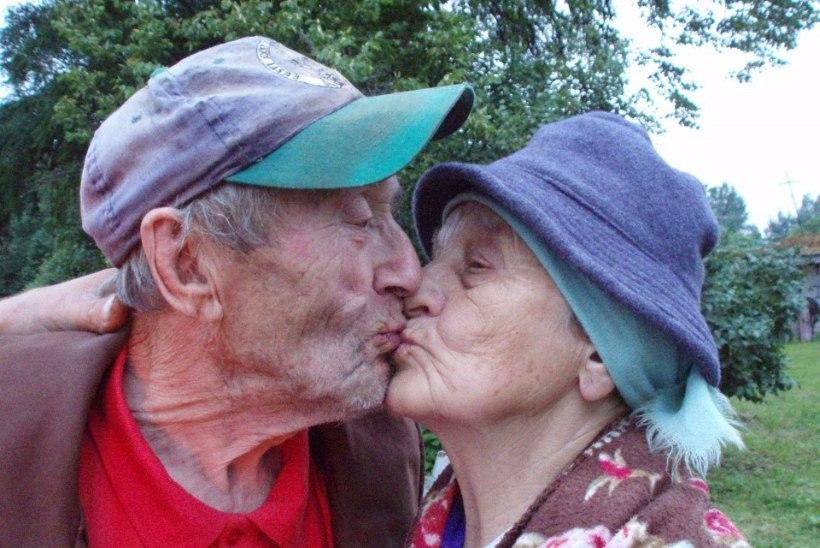70 AASTAT ARMASTUST: Aino ja Augusti pika abielu saladus on andestamine ja hoolimine