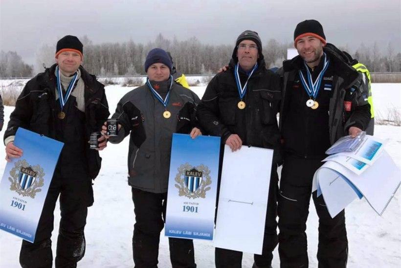 Team Favorite Estonia blogi: Paunküla karikas