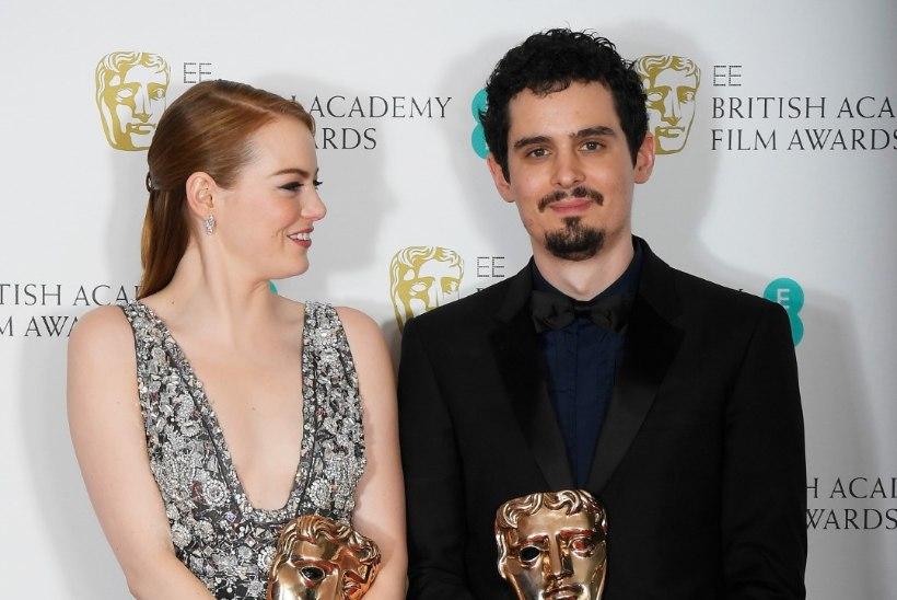 """""""La La Land"""" tegi Briti filmiauhindade jagamisel puhta töö"""