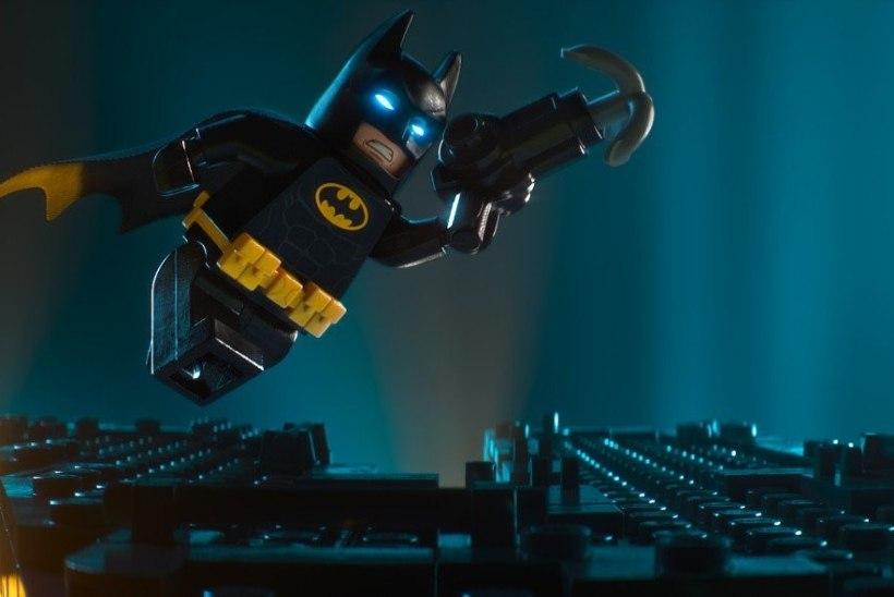 ARVUSTUS | Batmani legofilm: lastele lõbus lugu sõprusest, täiskasvanuile lõõgastav naerutaja