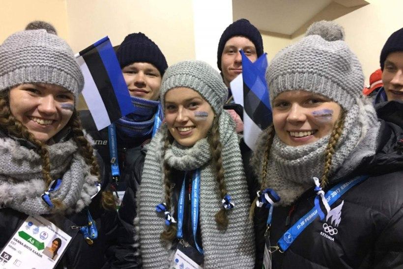Täna on Euroopa Noorte Olümpiafestivalil stardis 16 Eesti sportlast