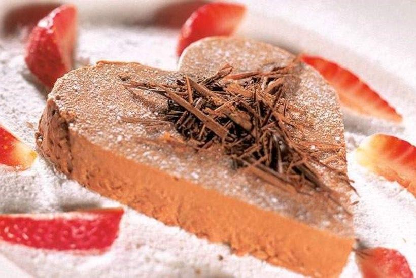 RETSEPTIIDEE SÕBRAPÄEVAKS: Sametine šokolaadiparfee