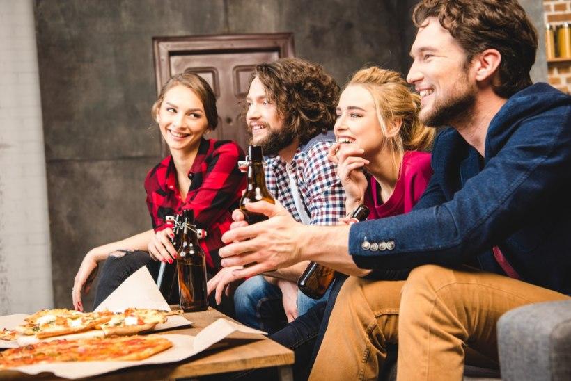 Kas sina tead, milline mõju on sõpradel su tervisele?