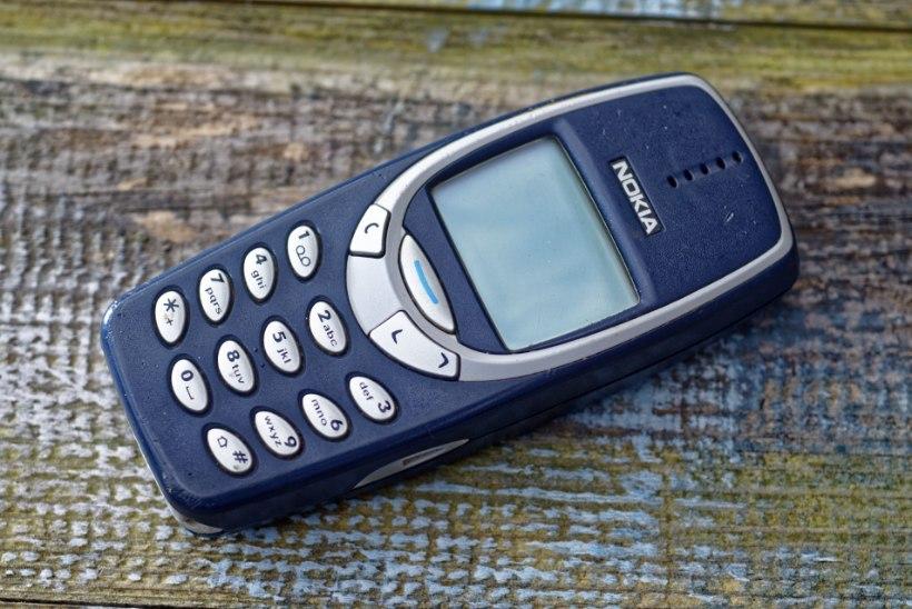 HEA UUDIS! | Kõigi lemmik, ikooniline Nokia 3310 naaseb poelettidele!