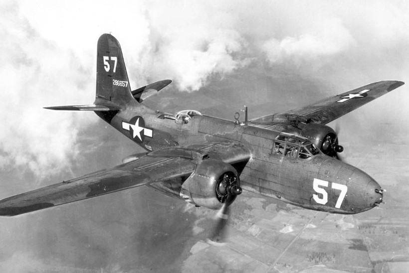 Mustast merest leiti USA lennuki vrakk