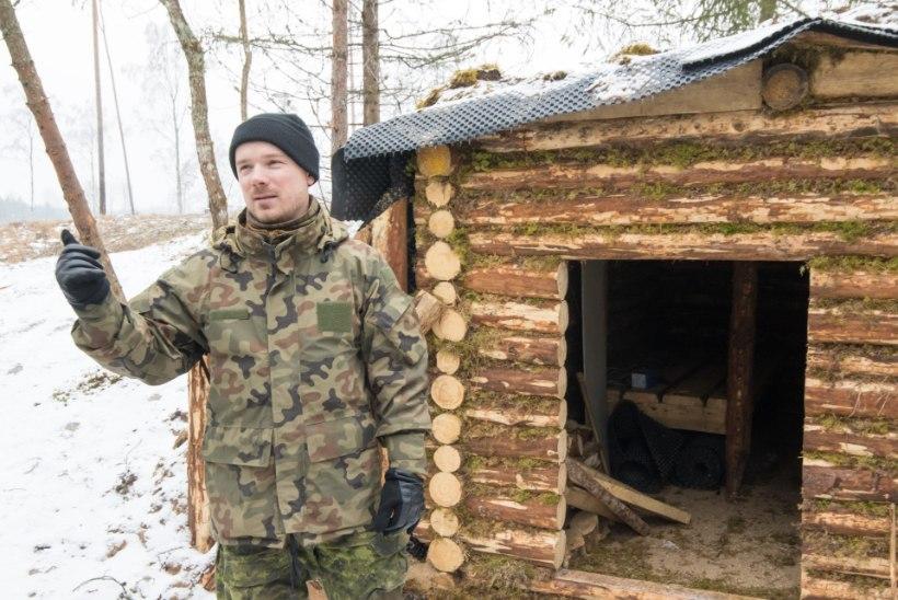 ÕHTULEHE VIDEO   21. SAJANDI METSAVENNAD IX: miks vajab metsavend punkrit ja milline peaks see olema?