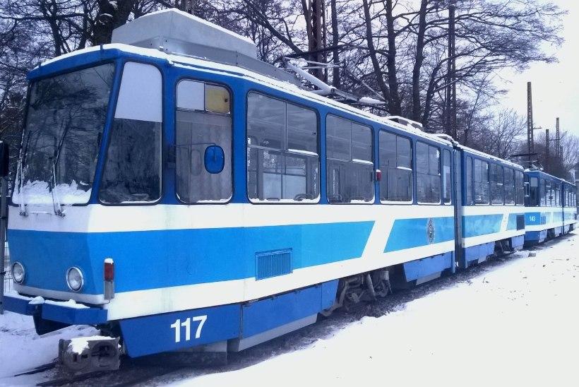 Müüdud tramm viiakse Tartusse