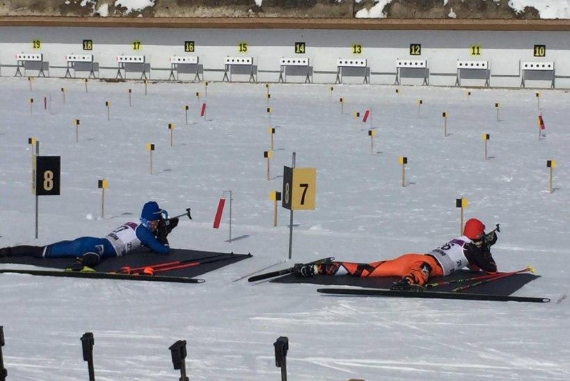 Kristo Siimer võitis Euroopa noorte olümpiafestivalil hõbemedali