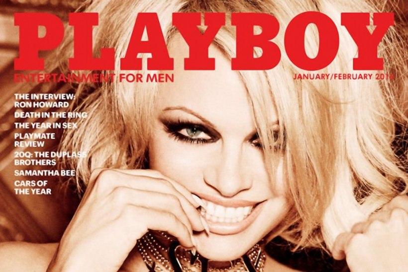 Rõõmusõnum meestele: Playboy toob paljad plikad tagasi!