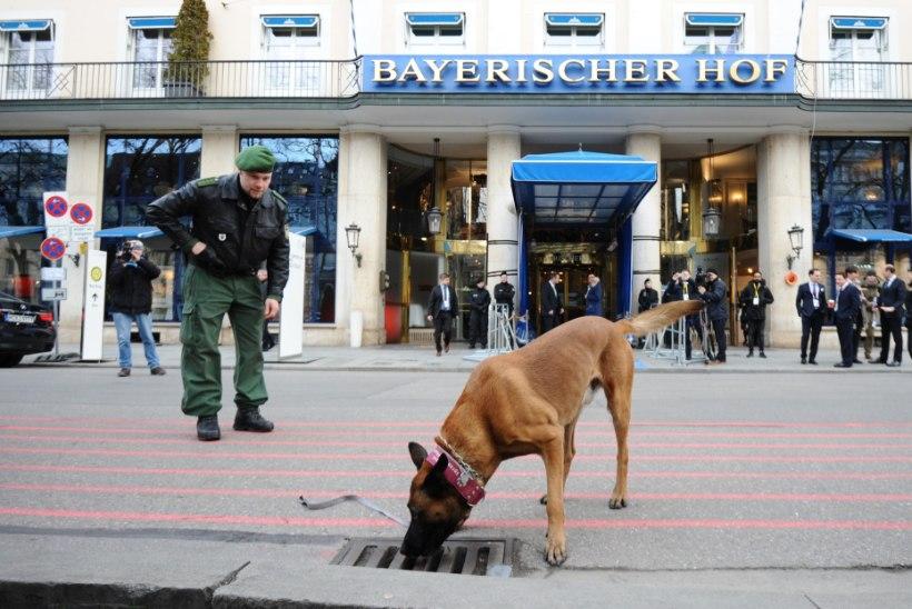Poliitikatähtede paraad Münchenis