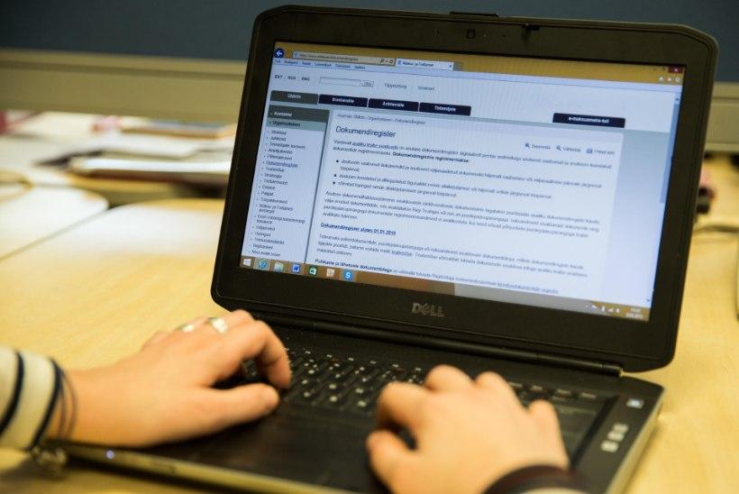 Andmekaitsjad uurivad politseiandmete väärkasutust