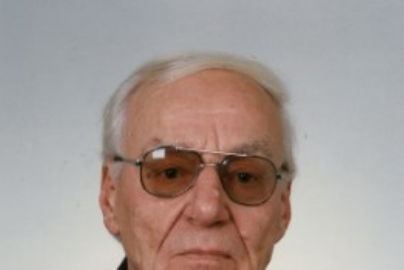 Suri akadeemik Hans-Voldemar Trass