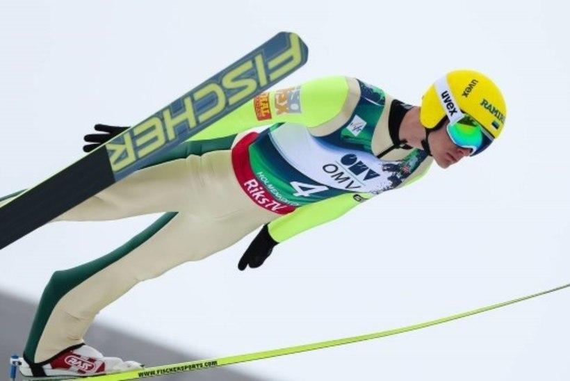 Kaarel Nurmsalu pälvis Pyeongchangi eelolümpial 39. koha