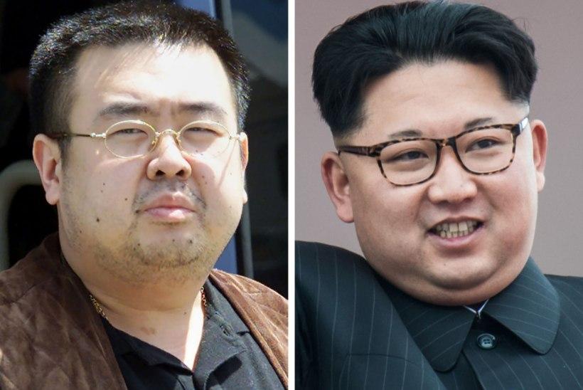 Vahistati Kim Jong-nami mõrvas kahtlustatav naine