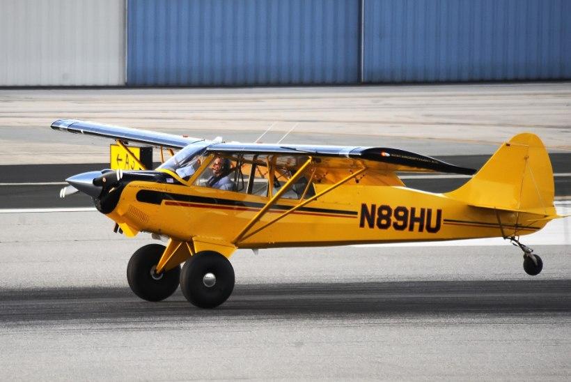 Harrison Ford oleks äärepealt reisilennukit ramminud