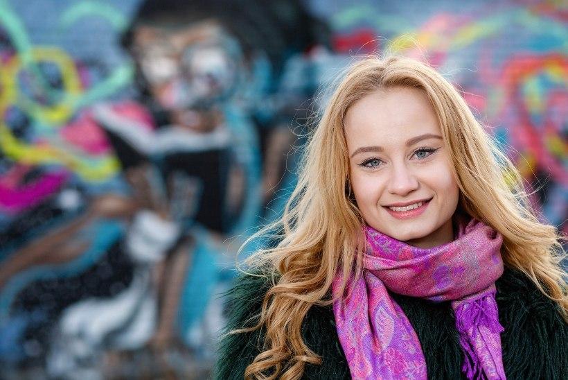 Amanda Hermiine Künnapas sai endale vahva kaaslase