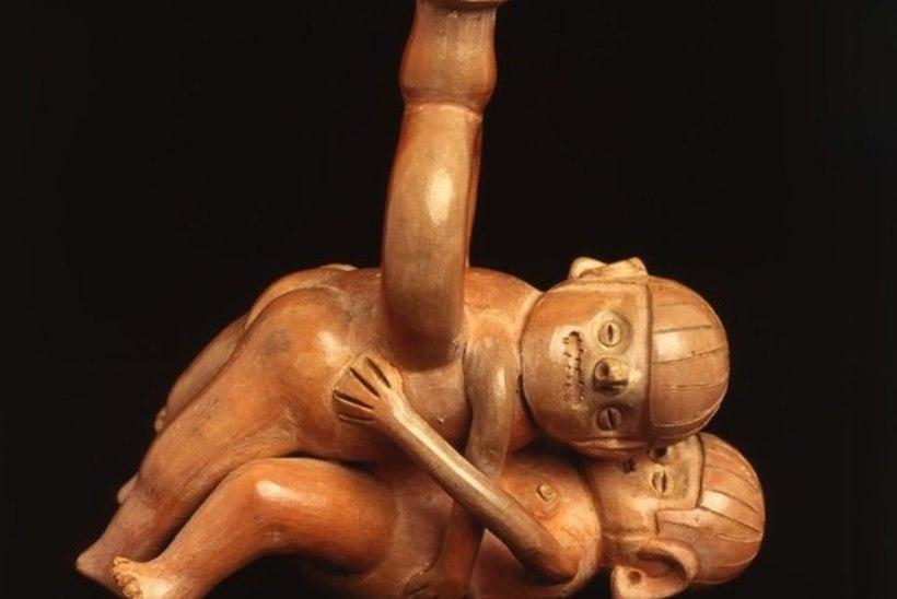 Фараон – Эротические Сцены