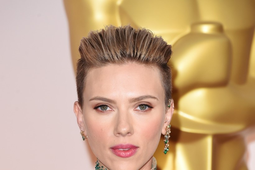Scarlett Johanson peab monogaamiat ebaloomulikuks