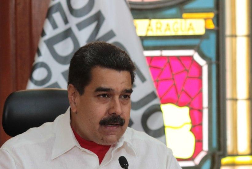 Venezuela president ei soovi Trumpi valitsusega sekeldusi