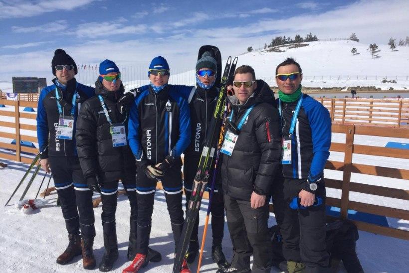Täna Euroopa Noorte Olümpiafestivalil: stardis 7 Eesti sportlast