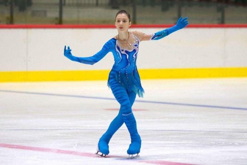 Olümpiafestivalil võitsid iluuisutajad 5. ja 6. koha, laskesuusatajad samuti esikümnes