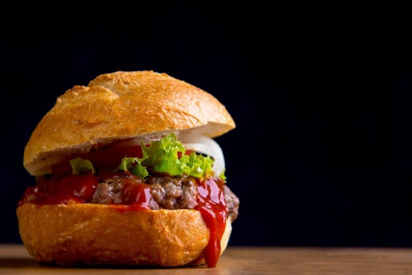 VIDEO   Maailma suurim burgerikollektsioon