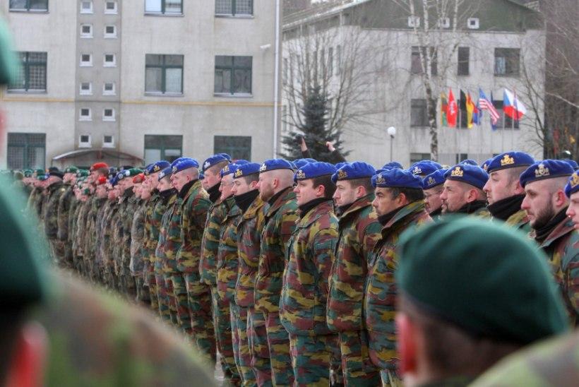 Provokatsioon: Saksa sõdureid süüdistati Leedus lapse vägistamises