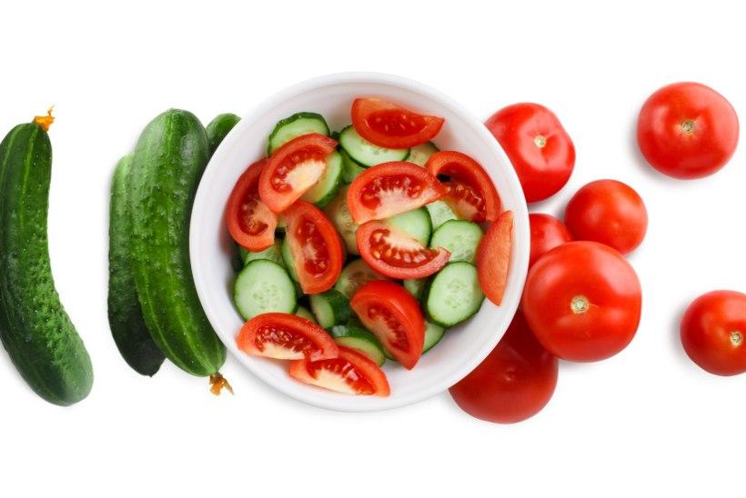 Kui hoolid oma tervisest, ära pane tomatit ja kurki ühte salatisse