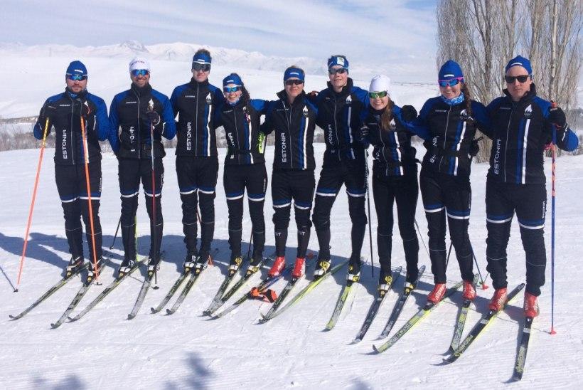 Täna Euroopa Noorte Olümpiafestivalil: stardis kaks Eesti teatevõistkonda