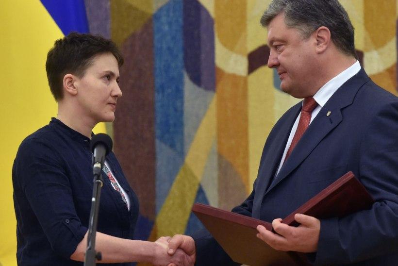 Kas Janukovõtši saatus ähvardab ka Porošenkot?