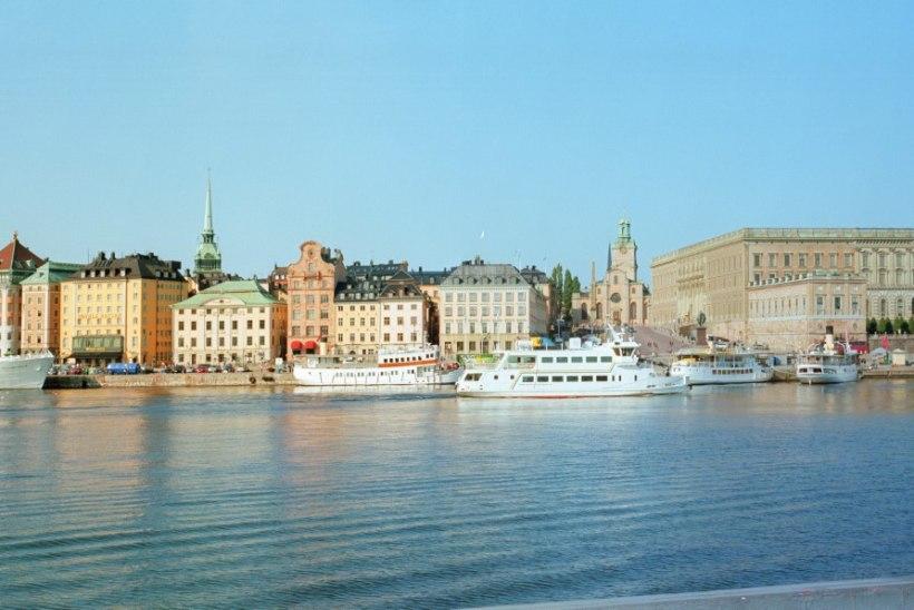 Stockholm: Egiptuse asemel Põhjamaade Veneetsiasse