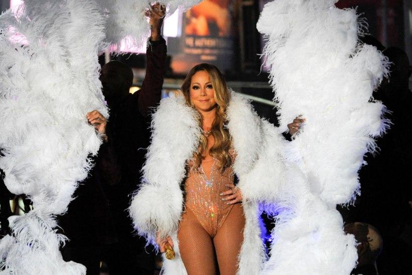 Mariah Carey uus silmarõõm on seksikas tantsupoiss